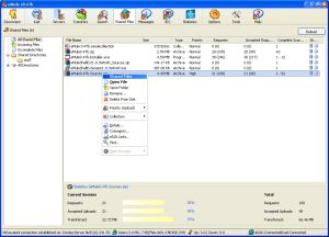 eMule screenshot