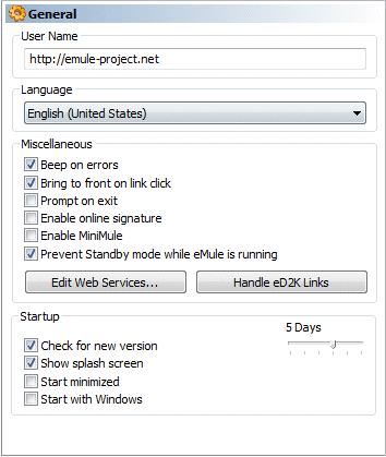 eMule-Project net - Official eMule Homepage  Downloads, Help, Docu